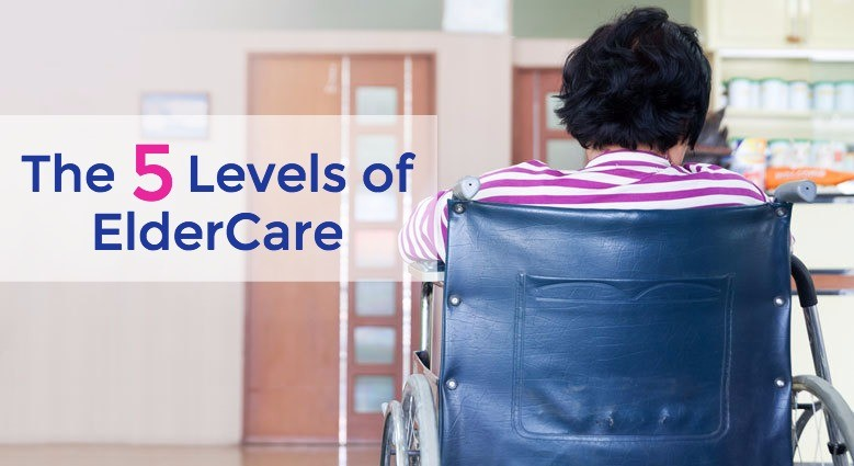 5 levels of eldercare
